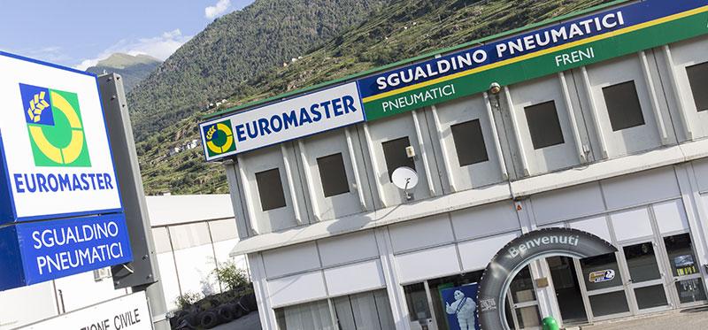 assistenza pneumatici Castione Sondrio